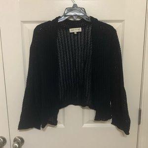 Navy shirt sweater size large
